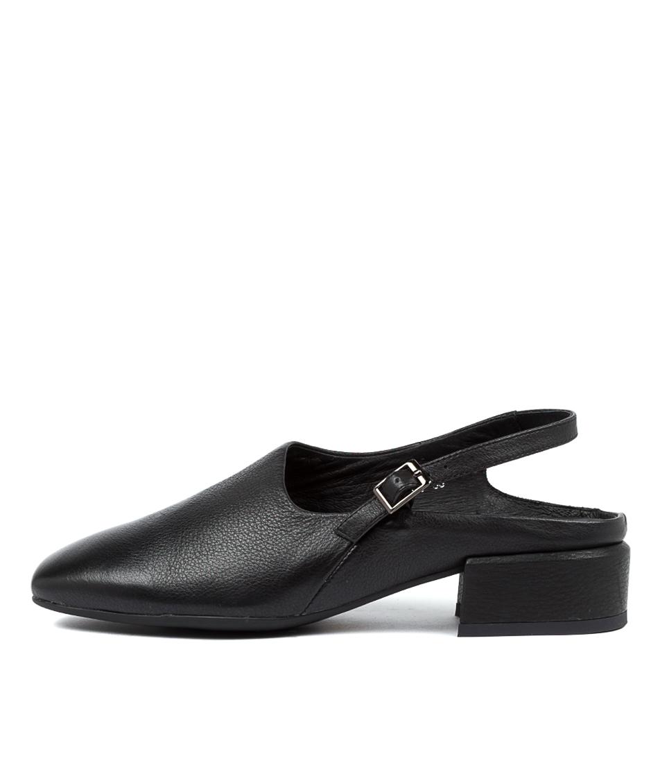 Buy Django & Juliette Vison Dj Black High Heels online with free shipping