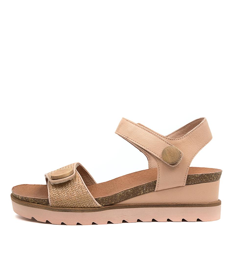 Buy Django & Juliette Bascom Dj Cafe Flat Sandals online with free shipping