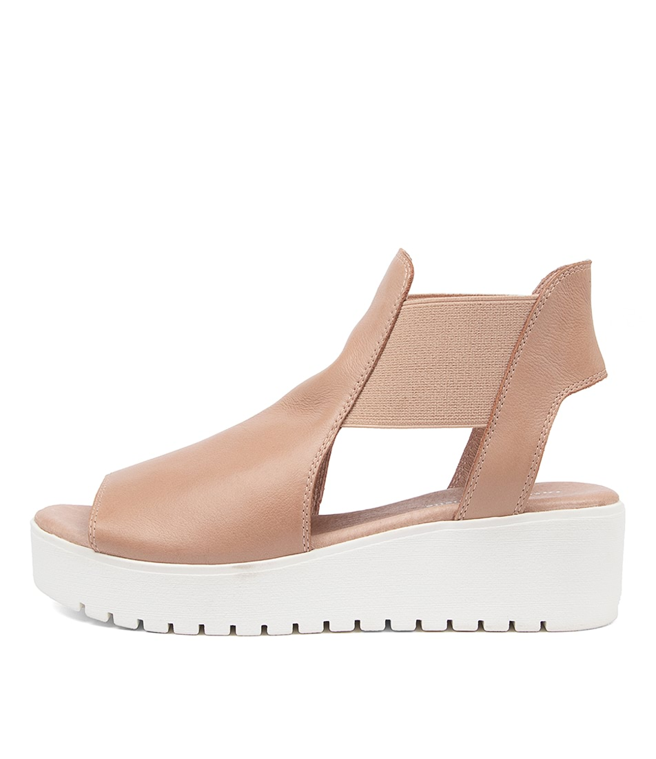 Buy Django & Juliette Ozie Dj Cafe Flat Sandals online with free shipping