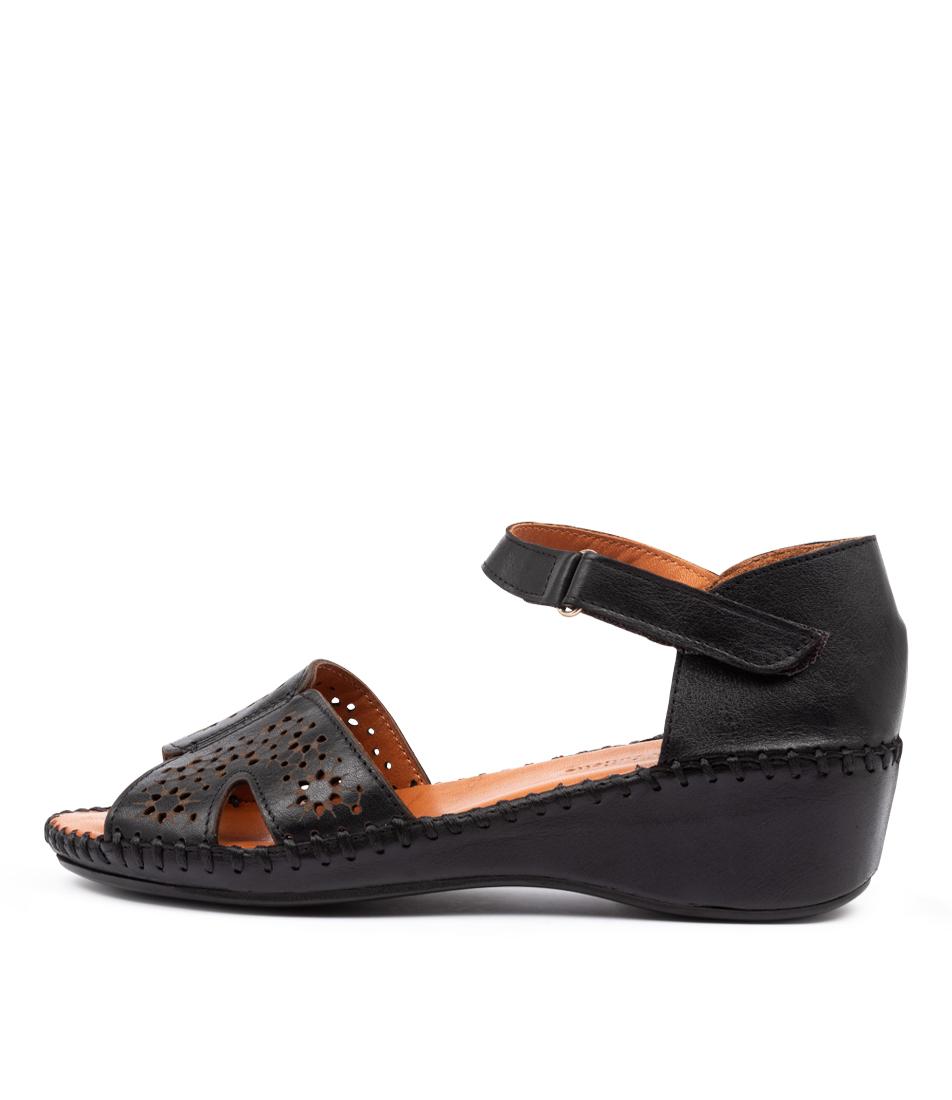 Buy Django & Juliette Musa Dj Black High Heels online with free shipping