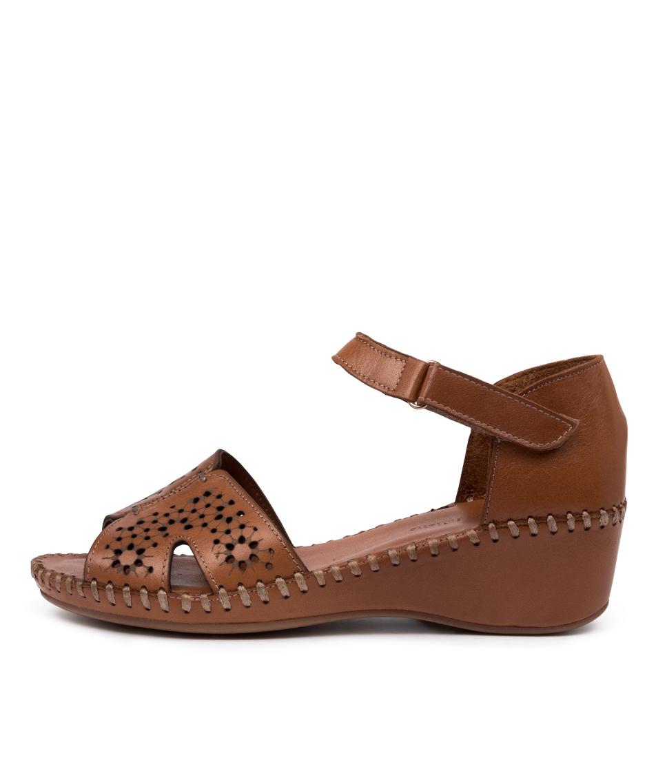 Buy Django & Juliette Musa Dj Tan High Heels online with free shipping