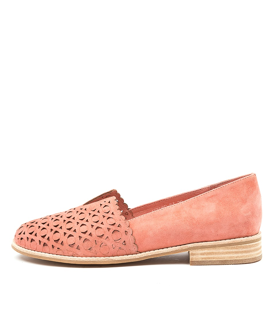 Buy Django & Juliette Afford Dj Salmon Flats online with free shipping