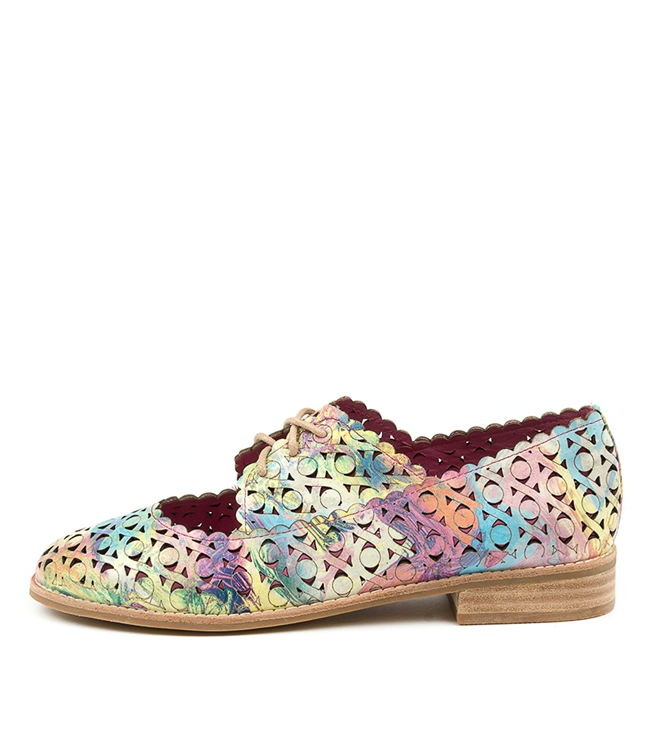 Buy Django & Juliette Anvie Dj Bright Multi Flats online with free shipping