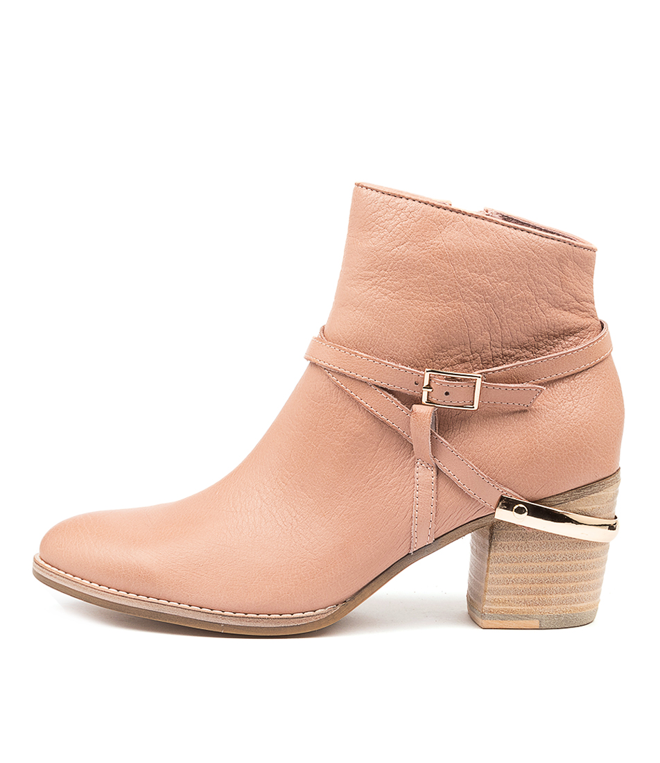 Buy Django & Juliette Bendon Dj Warm Rose Ankle Boots online with free shipping