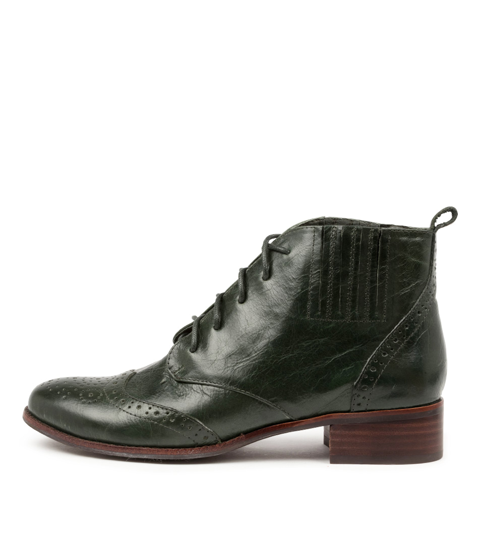 Buy Django & Juliette Claris Dj Forest Ankle Boots online with free shipping