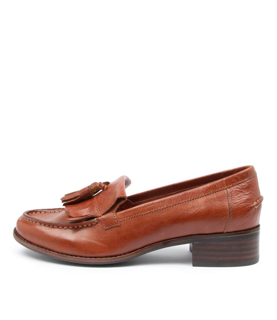 Buy Django & Juliette Catalias Dj Cognac High Heels online with free shipping