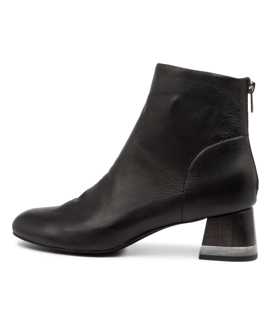 Buy Django & Juliette Collie Dj Black Ankle Boots online with free shipping