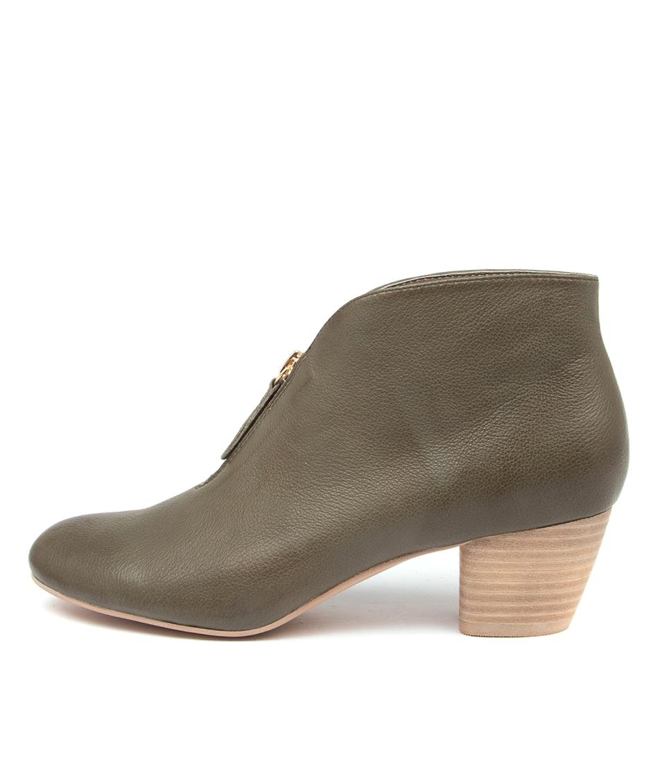 Buy Django & Juliette Damage Dj Olive High Heels online with free shipping