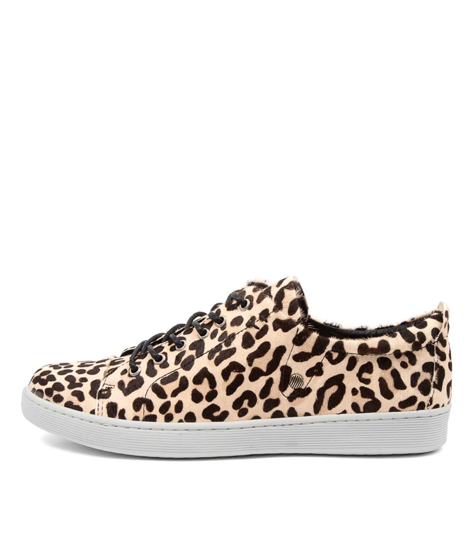 Buy Django & Juliette Dempsere Dj Leopard Sneakers online with free shipping