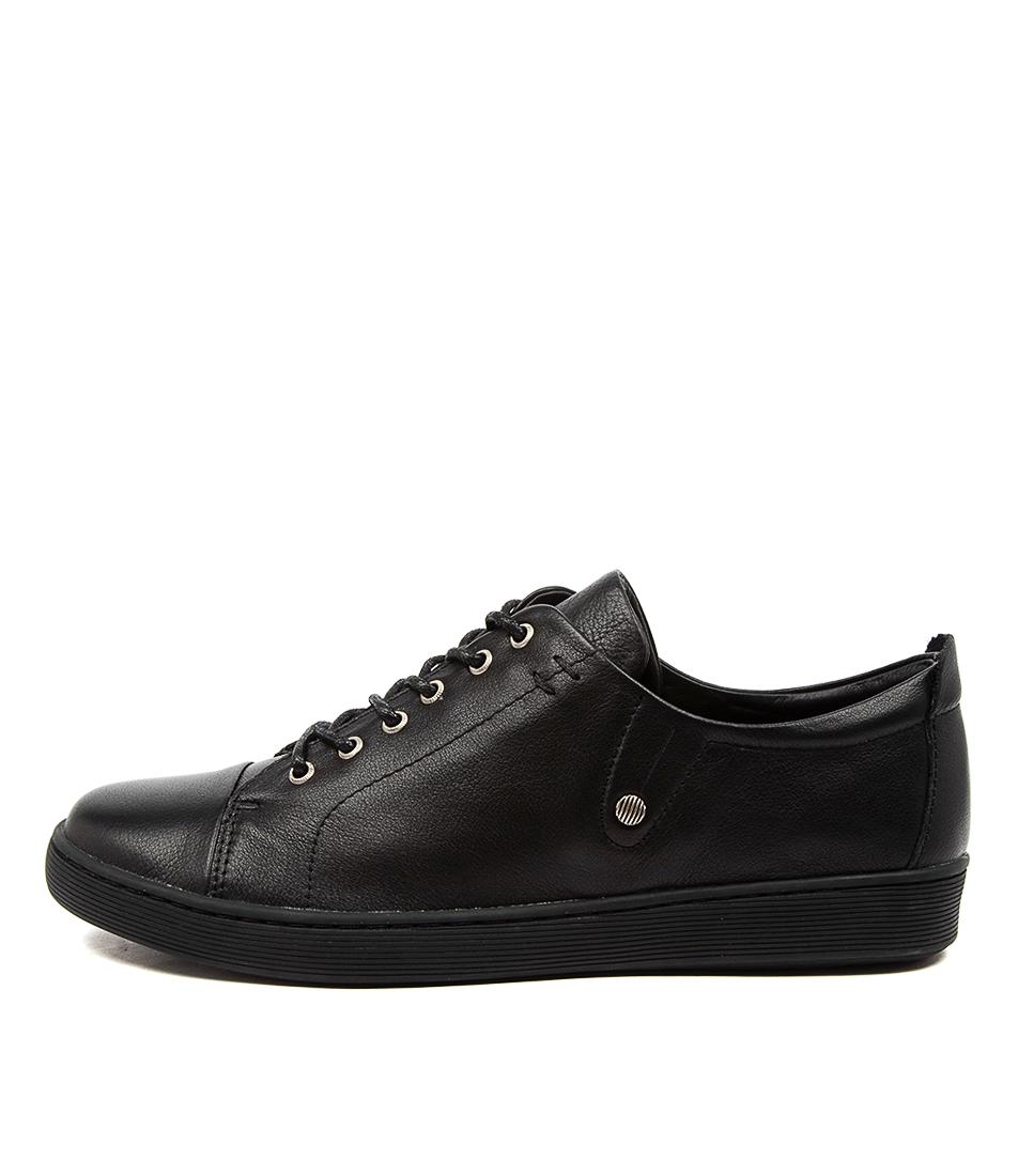 Buy Django & Juliette Dempsere Dj Black Sole Sneakers online with free shipping
