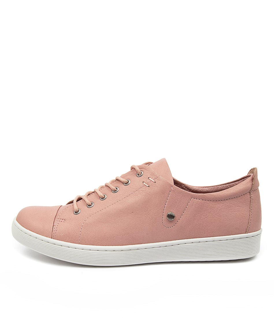 Buy Django & Juliette Dempsere Dj Blush White Sol Sneakers online with free shipping