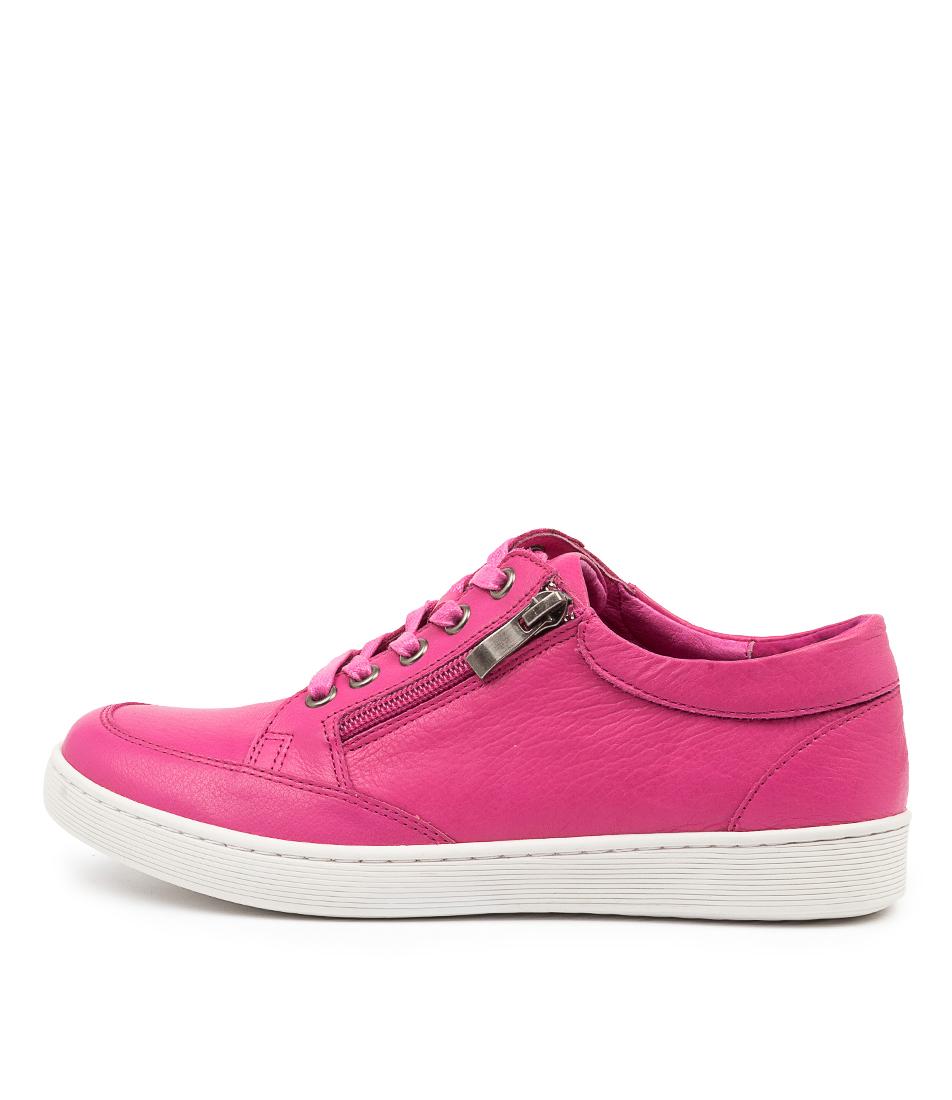 Buy Django & Juliette Duggy Dj Fuchsia Sneakers online with free shipping
