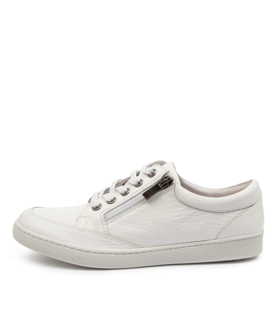 Buy Django & Juliette Duggy Dj White Sneakers online with free shipping