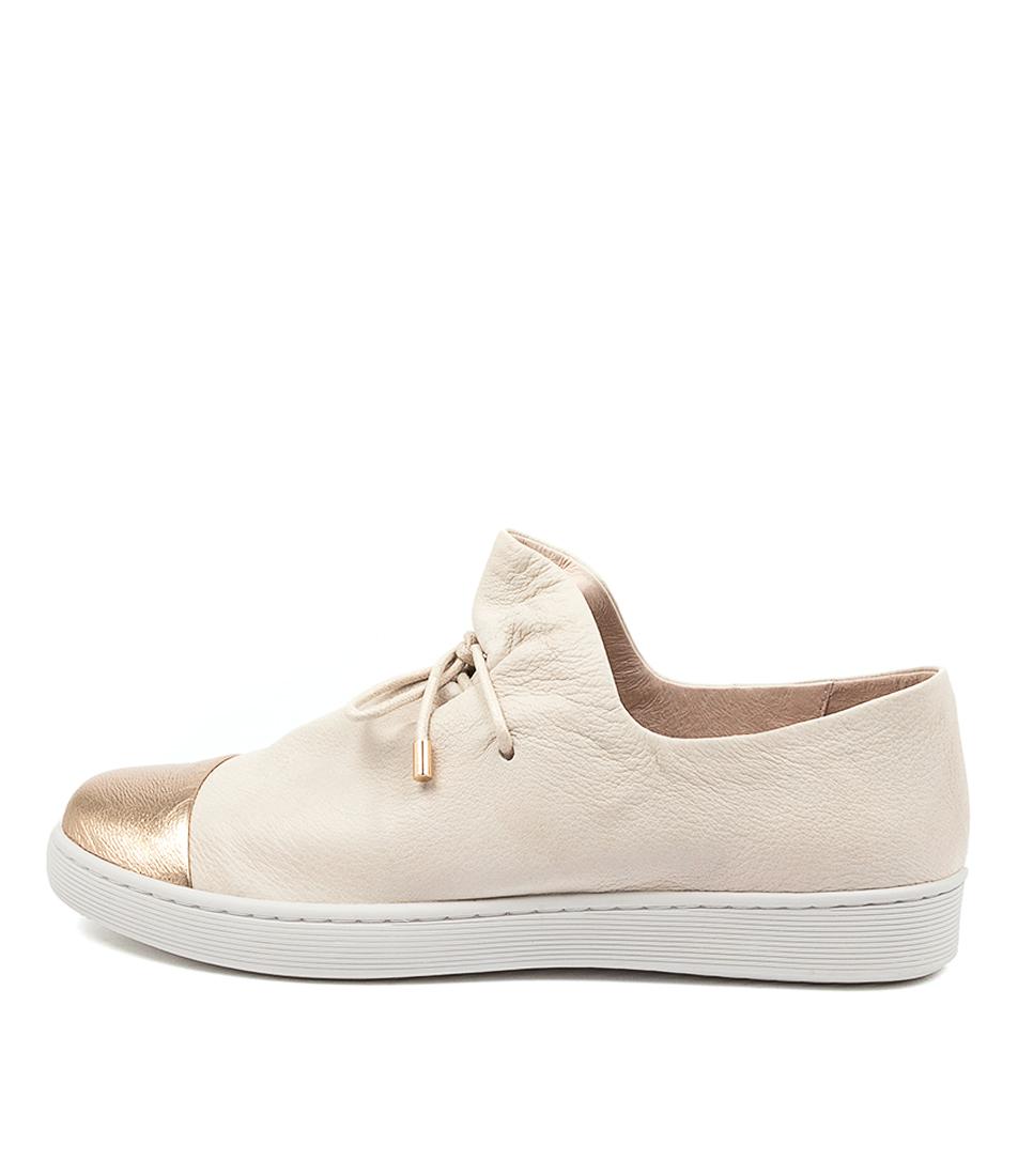 Buy Django & Juliette Denny Dj Champagne Nougat Sneakers online with free shipping