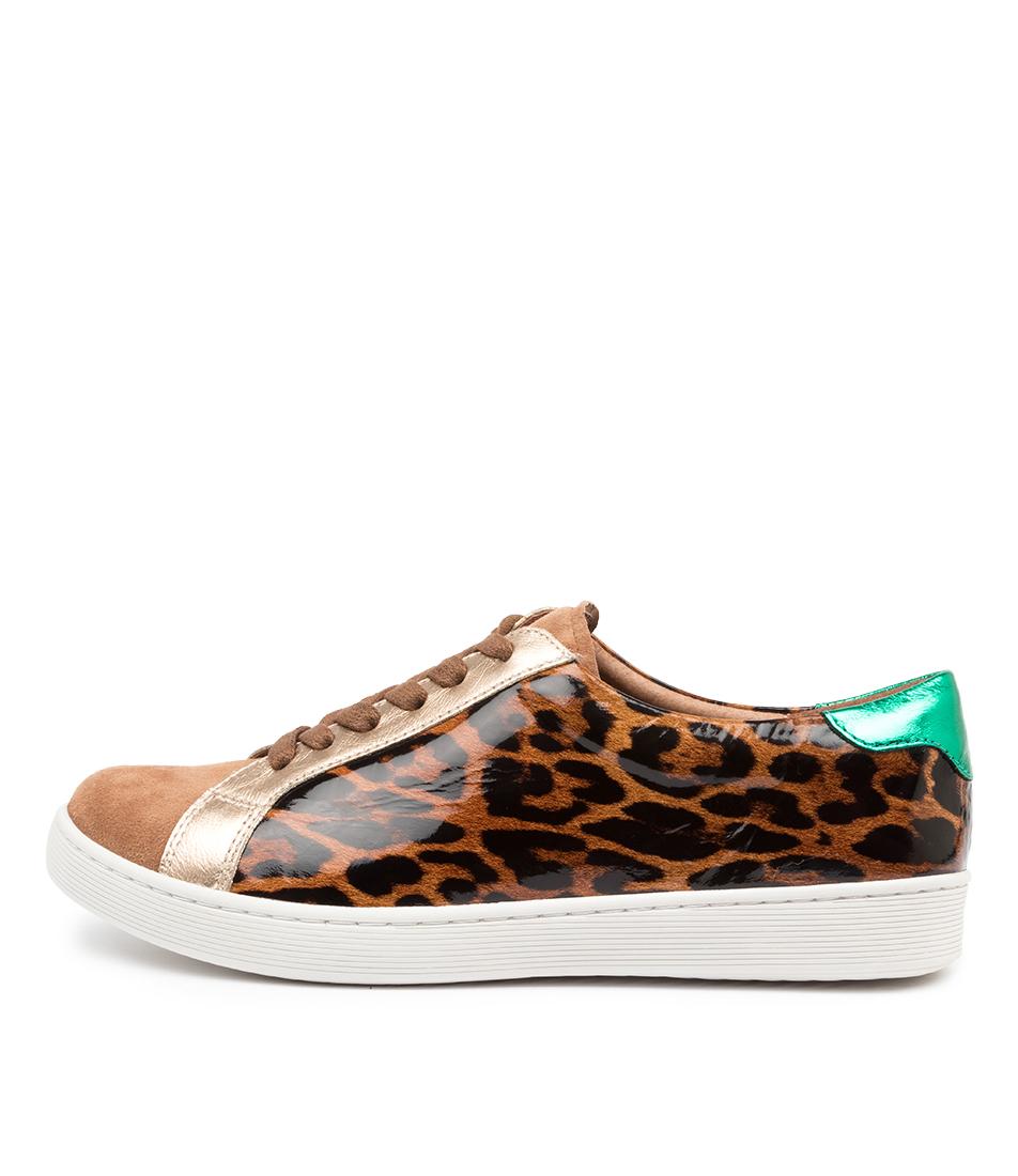 Buy Django & Juliette Daja Dj Leopard Sneakers online with free shipping