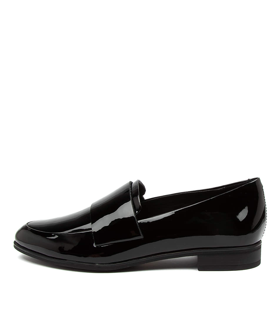 Buy Django & Juliette Gabrian Dj Black Flats online with free shipping