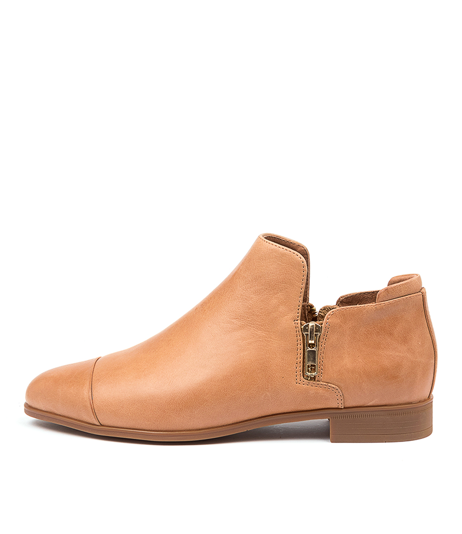 Buy Django & Juliette Gotta Dj Tan Ankle Boots online with free shipping