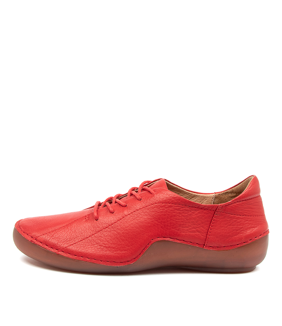 Buy Django & Juliette Guliver Dj Red Flats online with free shipping