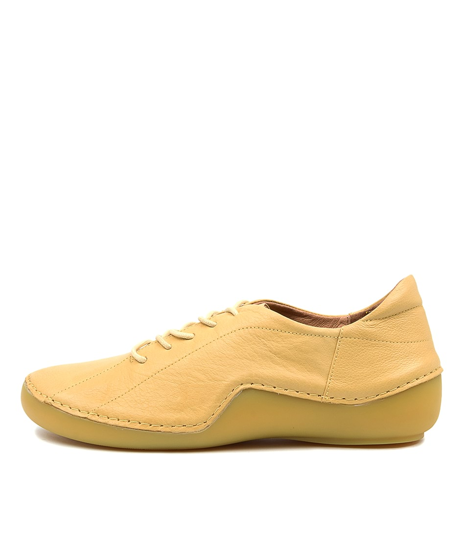 Buy Django & Juliette Guliver Dj Yellow Flats online with free shipping