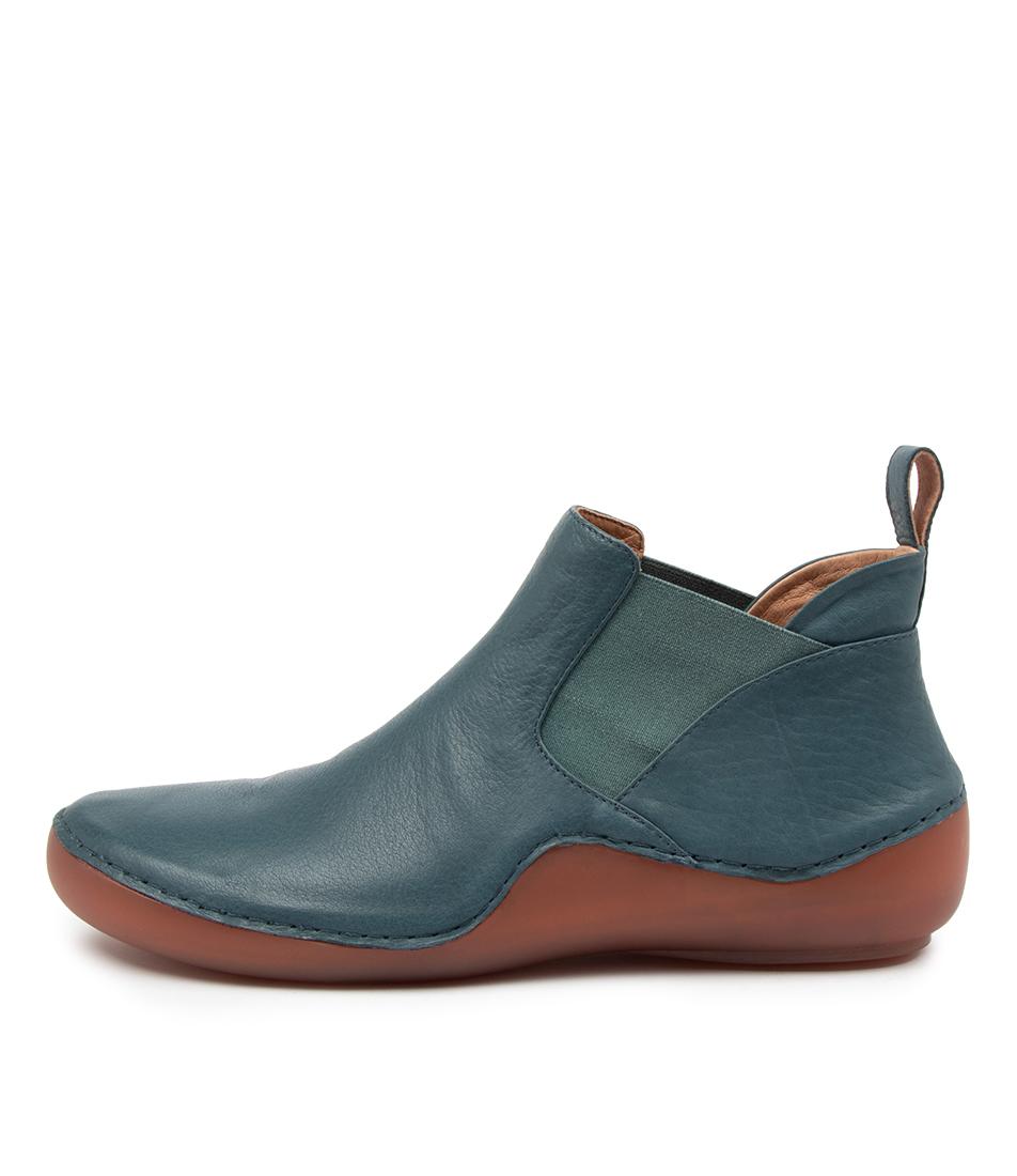 Buy Django & Juliette Golt Dj Sea Blue Flats online with free shipping
