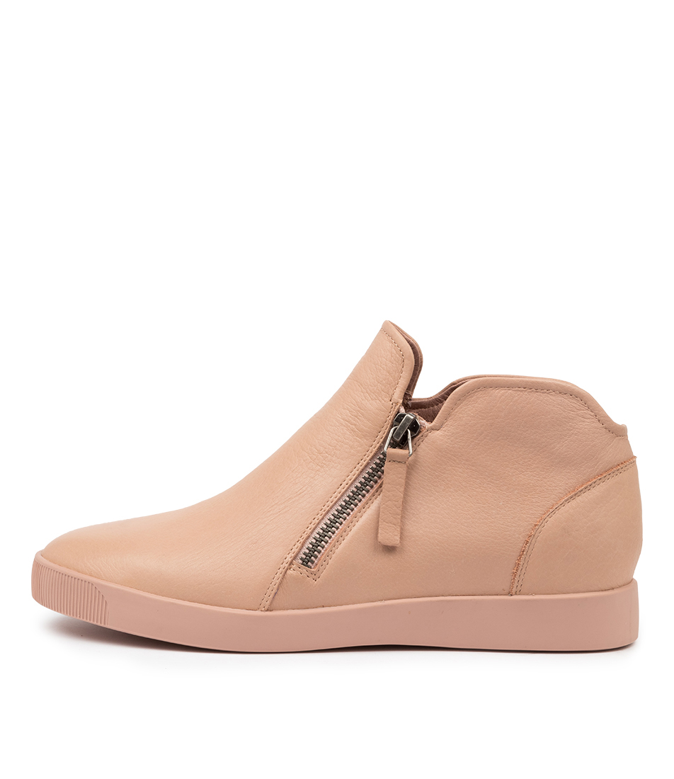 Buy Django & Juliette Gleed Dj Warm Rose Ankle Boots online with free shipping