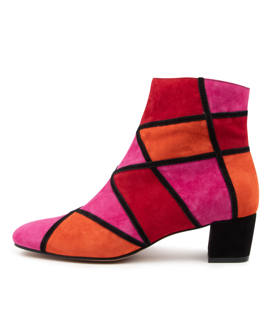 Buy Django & Juliette Helo Dj Bright Ankle Boots online with free shipping