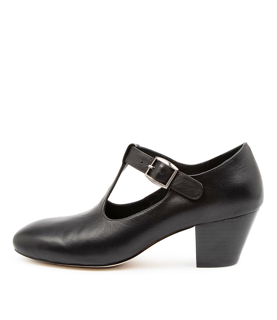 Buy Django & Juliette Hugh Dj Black High Heels online with free shipping