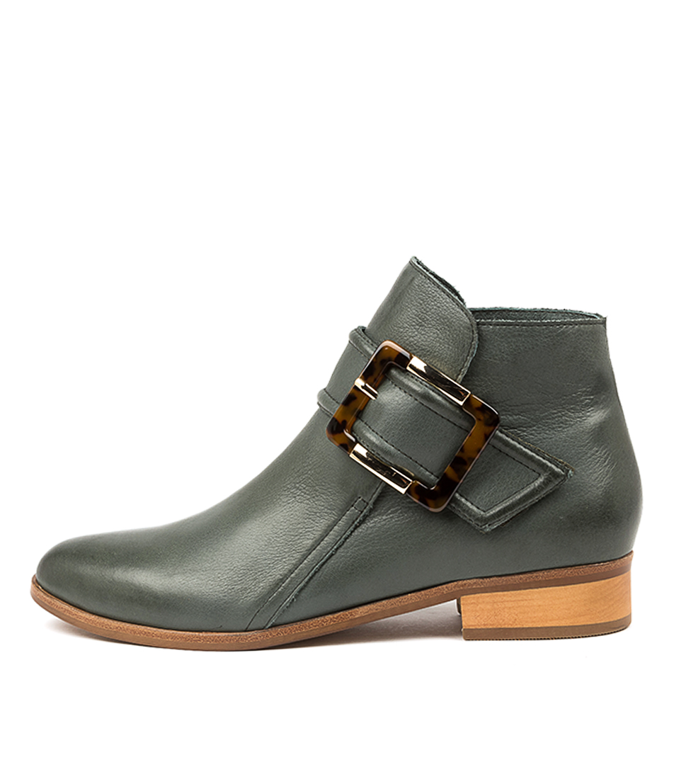 Buy Django & Juliette Inquest Dj Forest Ankle Boots online with free shipping