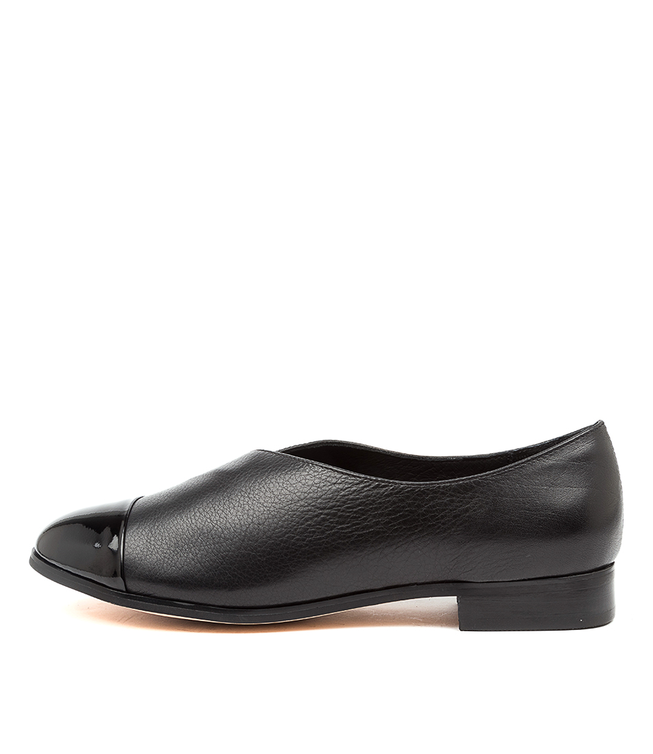 Buy Django & Juliette Jando Dj Black Flats online with free shipping