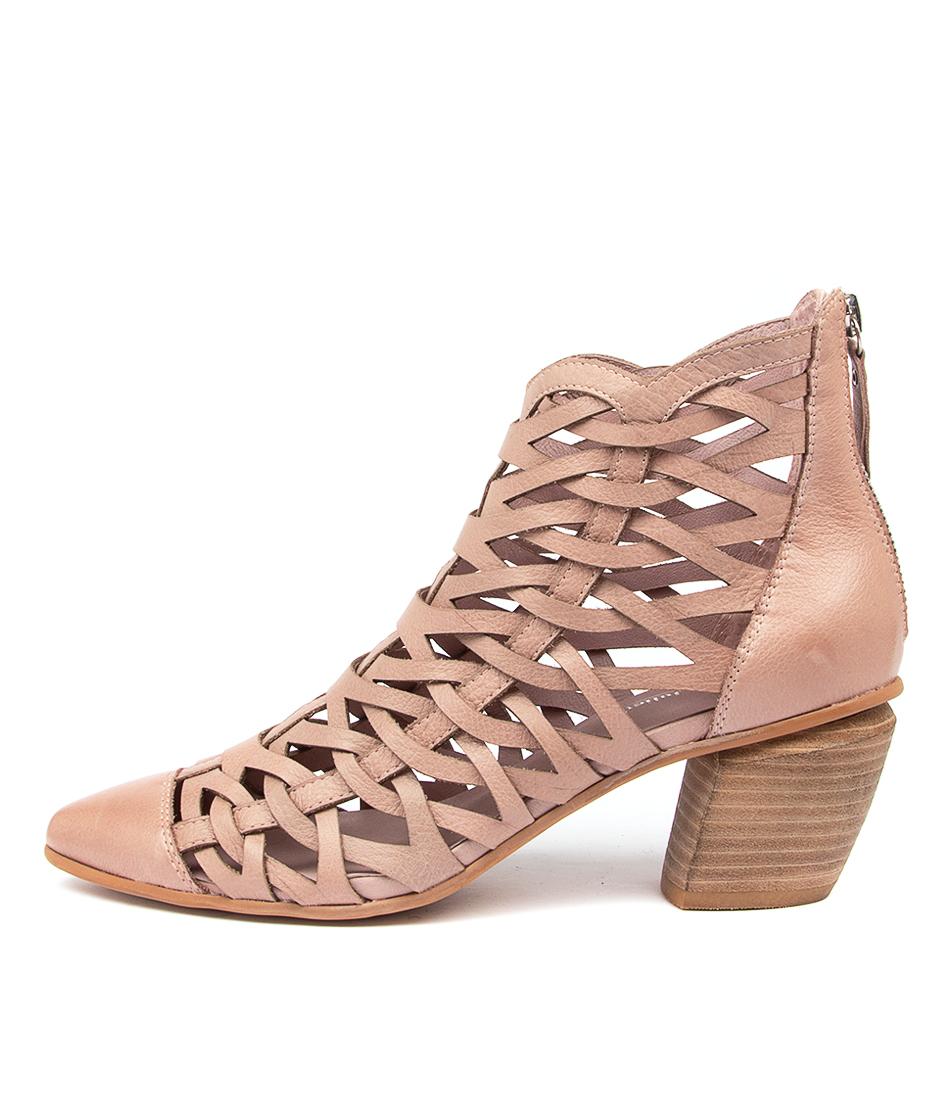 Buy Django & Juliette Jeewiz Dj Warm Rose Ankle Boots online with free shipping