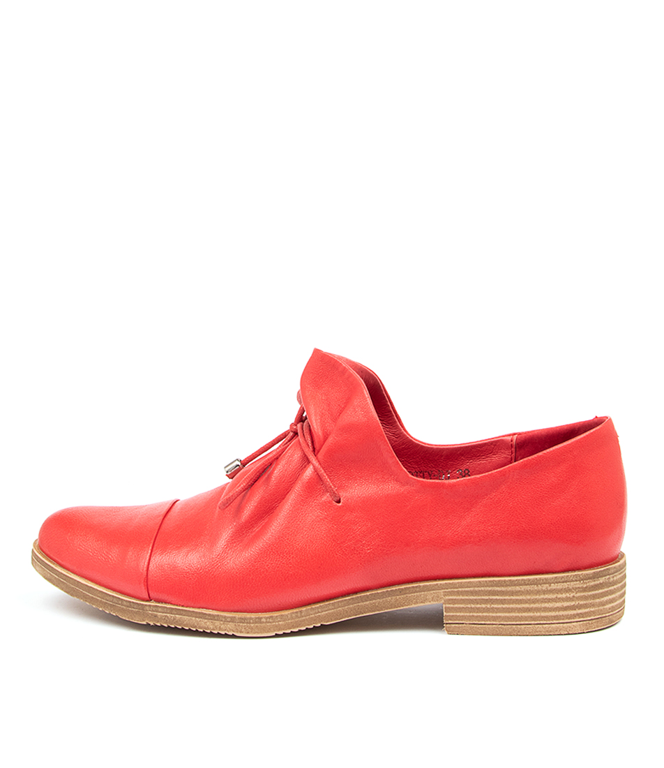 Buy Django & Juliette Kotty Dj Red Flats online with free shipping