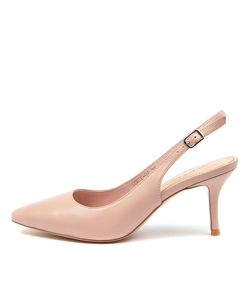 Buy Django & Juliette Lorie Dj Blush High Heels online with free shipping
