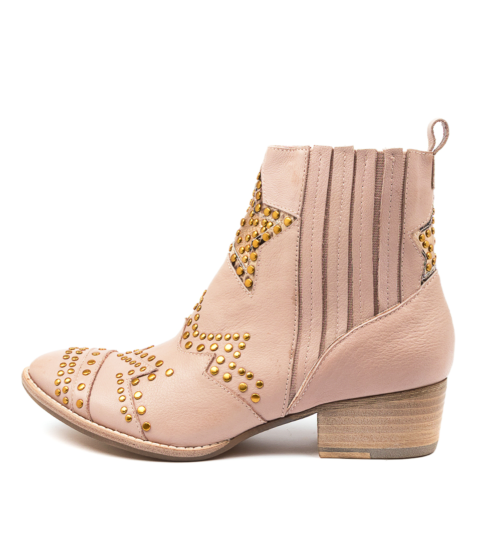 Buy Django & Juliette Lifeline Dj Rose Ankle Boots online with free shipping