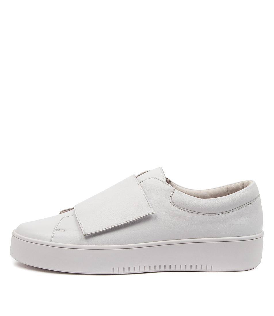 Buy Django & Juliette Locks Dj White White Sole Sneakers online with free shipping
