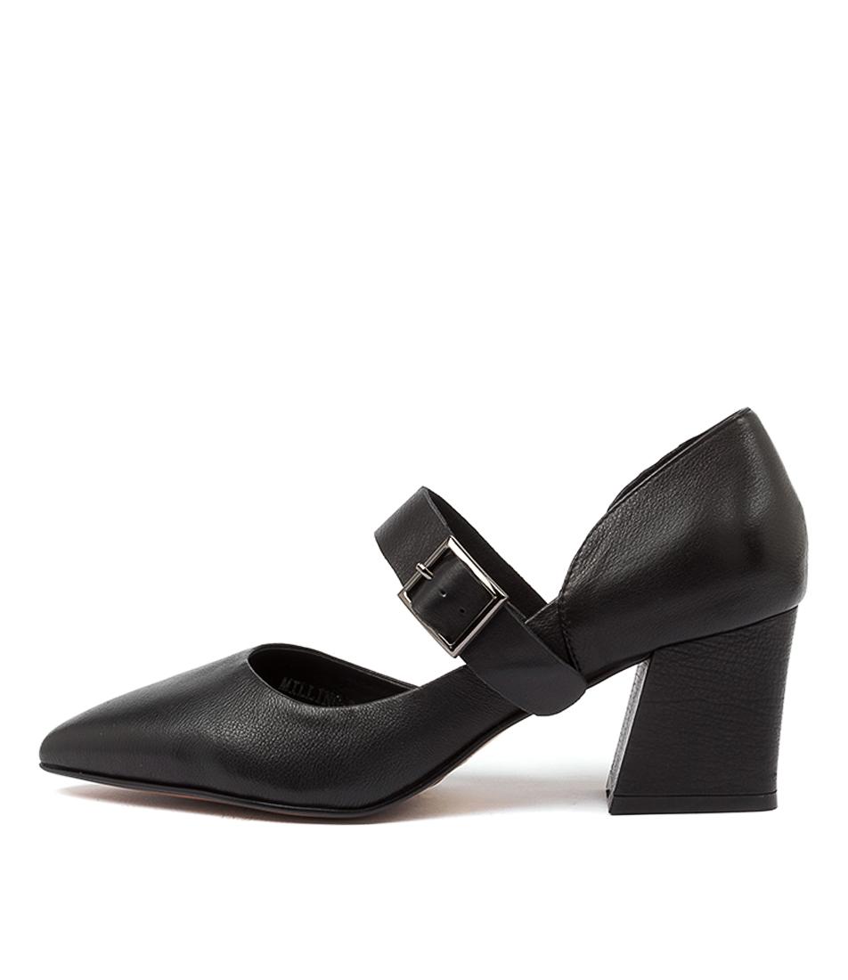 Buy Django & Juliette Milling Dj Black High Heels online with free shipping