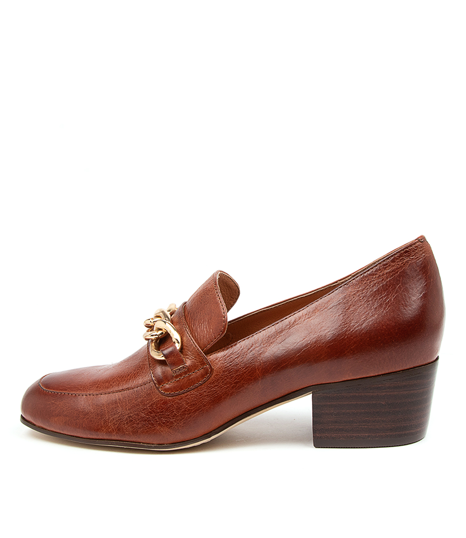 Buy Django & Juliette Mazily Dj Cognac High Heels online with free shipping