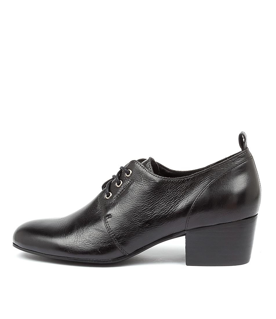 Buy Django & Juliette Minion Dj Black High Heels online with free shipping