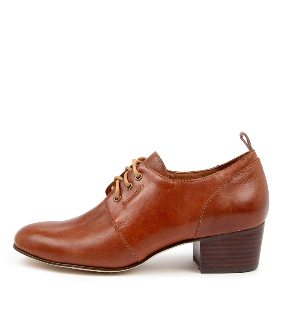 Buy Django & Juliette Minion Dj Cognac High Heels online with free shipping