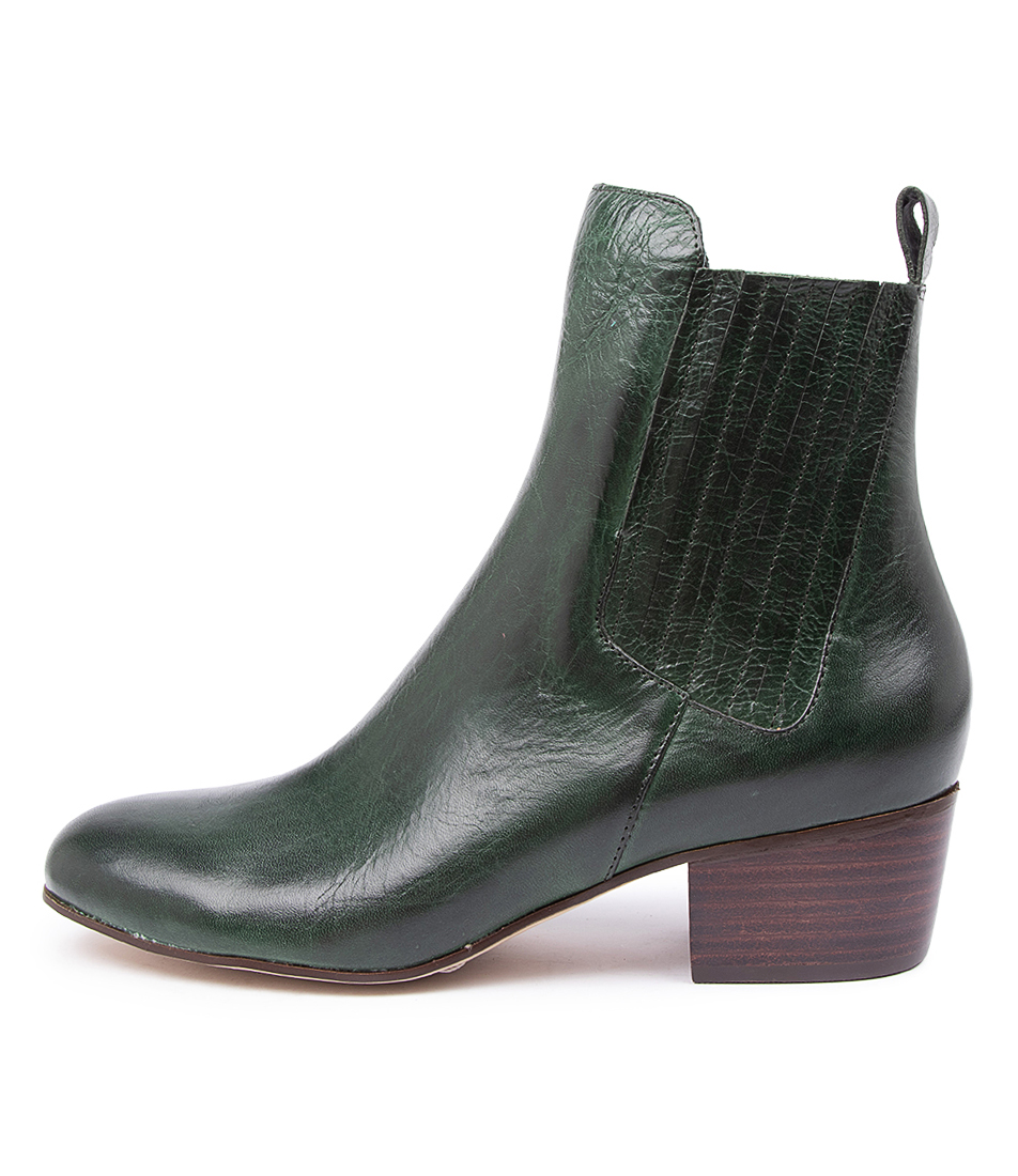 Buy Django & Juliette Miamunro Dj Forest Ankle Boots online with free shipping