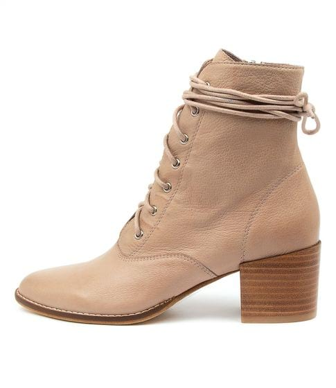 Buy Django & Juliette Matza Dj Warm Rose Ankle Boots online with free shipping