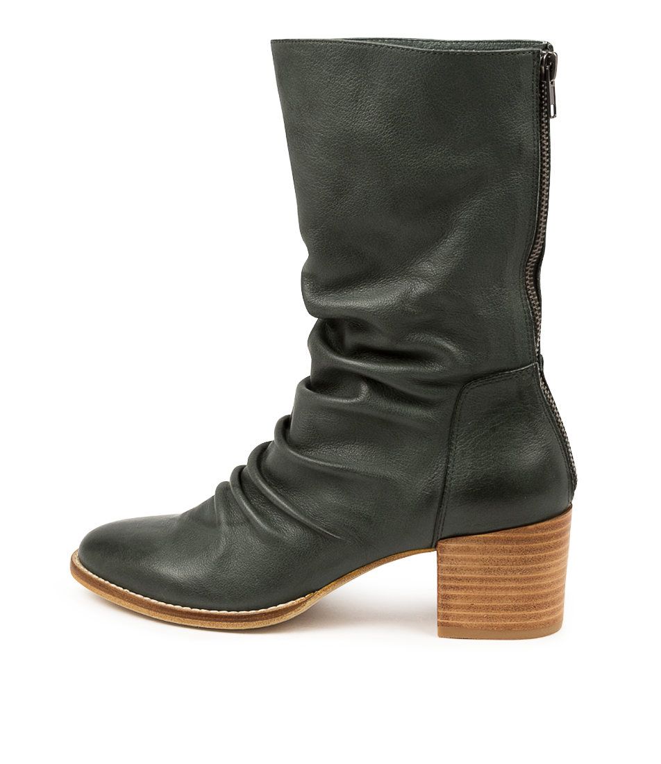 Buy Django & Juliette Mizzly Dj Forest Calf Boots online with free shipping