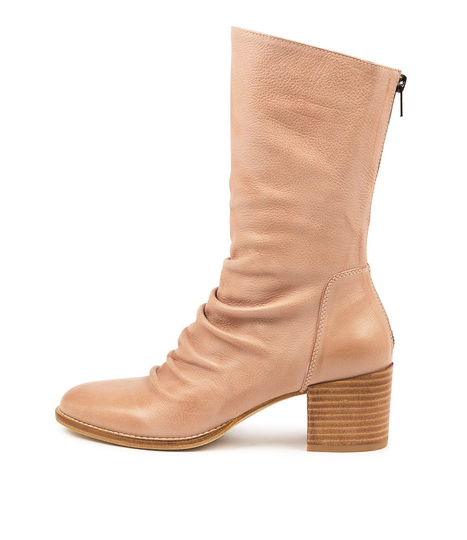 Buy Django & Juliette Mizzly Dj Cafe Calf Boots online with free shipping