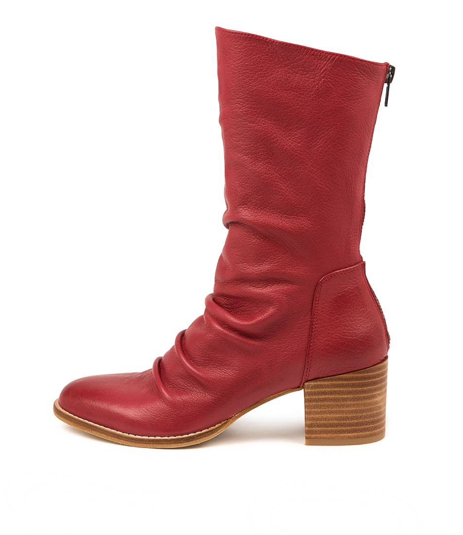 Buy Django & Juliette Mizzly Dj Pinot Calf Boots online with free shipping