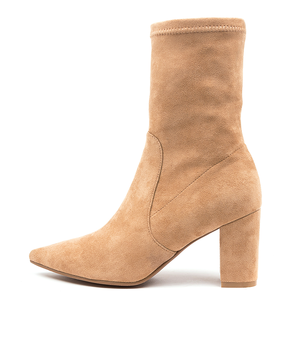 Buy Django & Juliette Nider Dj Camel Ankle Boots online with free shipping