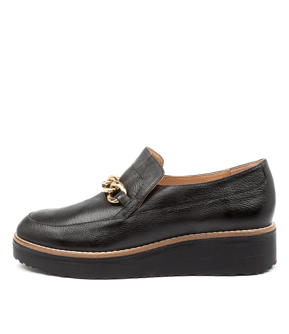 Buy Django & Juliette Personal Dj Black Sole Flats online with free shipping