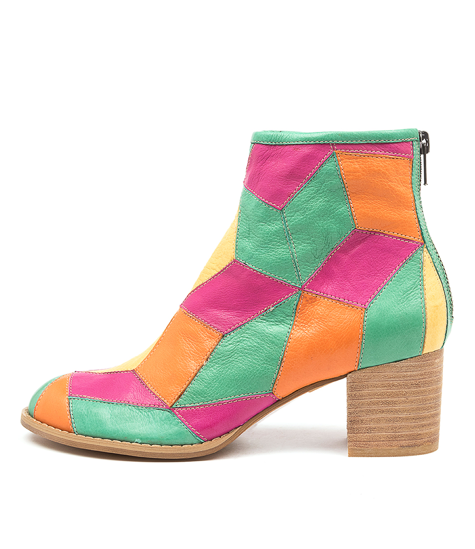Buy Django & Juliette Sister Dj Bright Ankle Boots online with free shipping