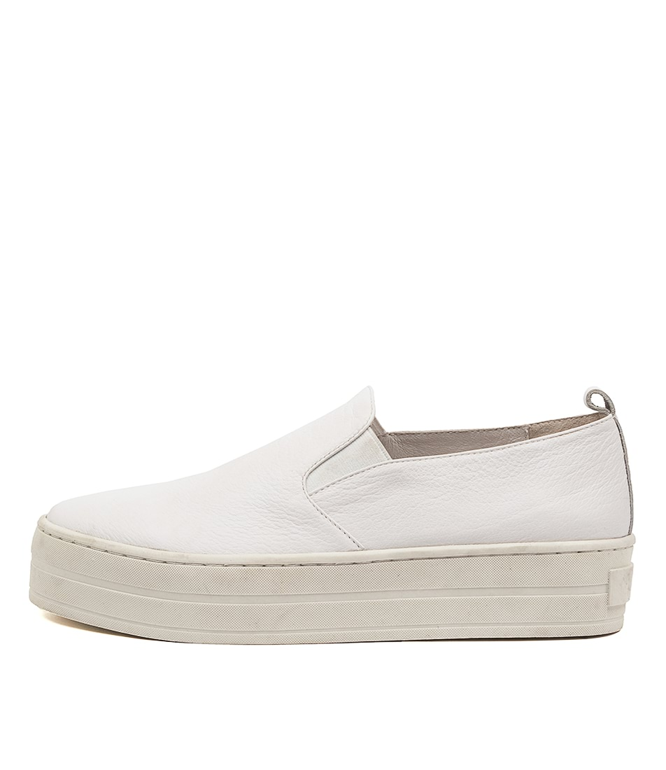 Buy Django & Juliette Sina Dj White Sneakers online with free shipping