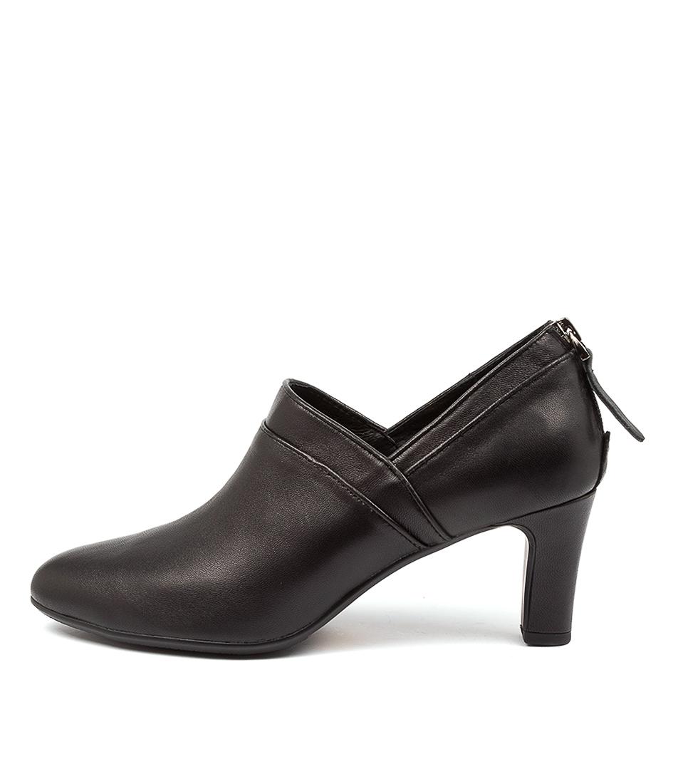 Buy Django & Juliette Thymic Dj Black High Heels online with free shipping