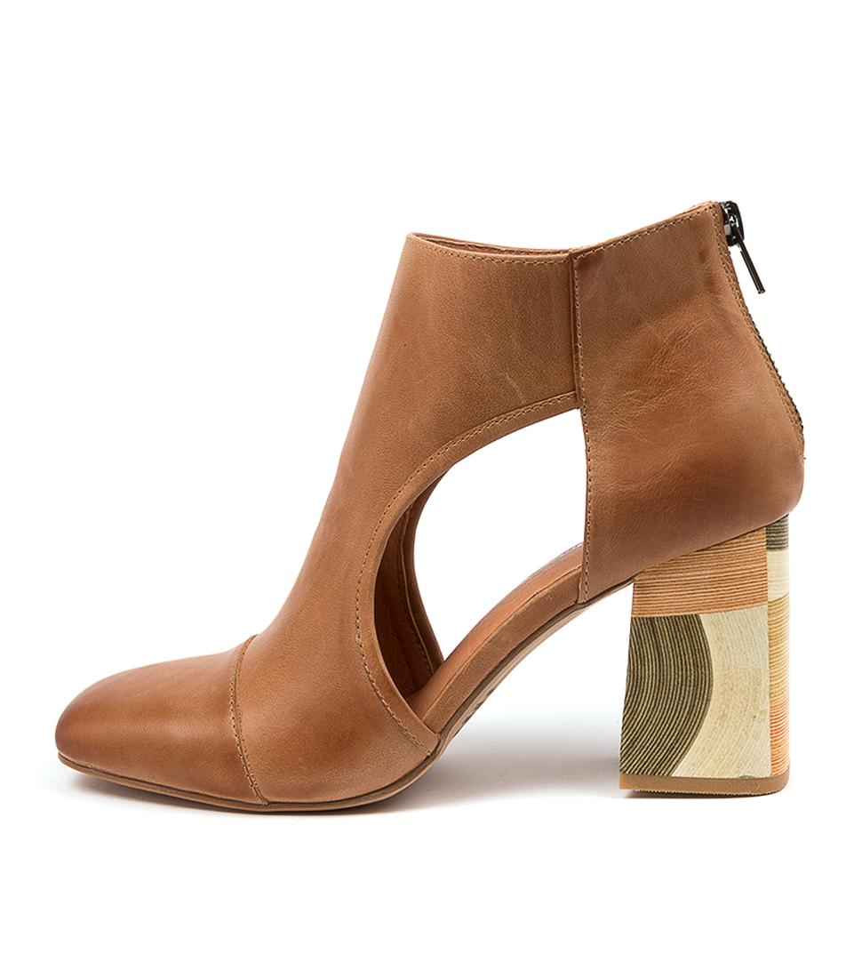 Buy Django & Juliette Your Dj Tan High Heels online with free shipping