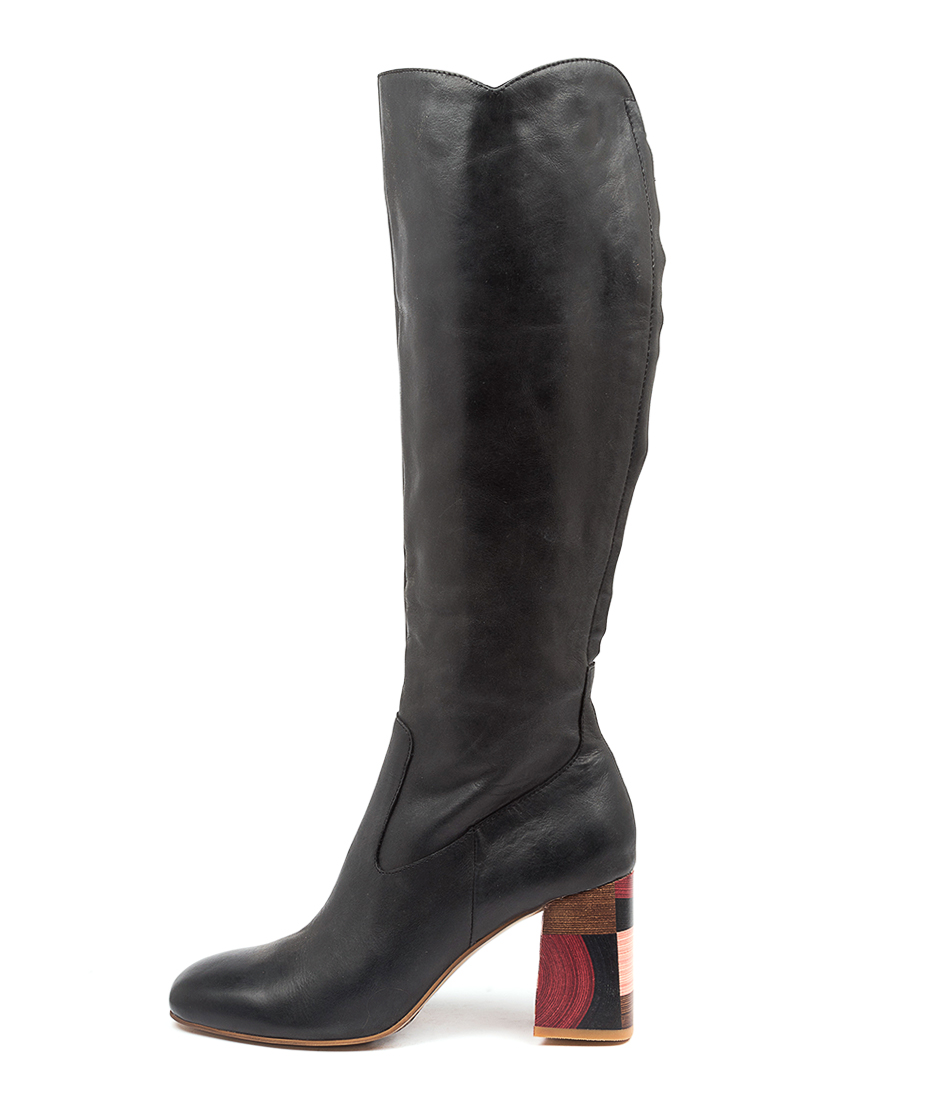 Buy Django & Juliette Young Dj Black Long Boots online with free shipping
